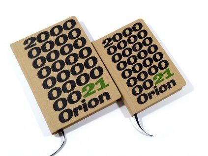 Orion - Diář 2021