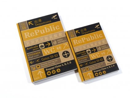 RePublic - Zápisník