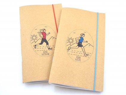 Deník bježce