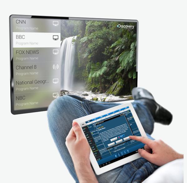 VBox zařízení jako druhý dálkový ovladač