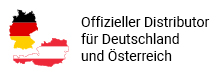 Offizieller Distributor für Deutschland und Österreich