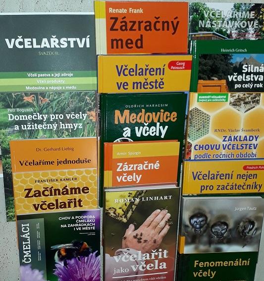 Včelařská literatura