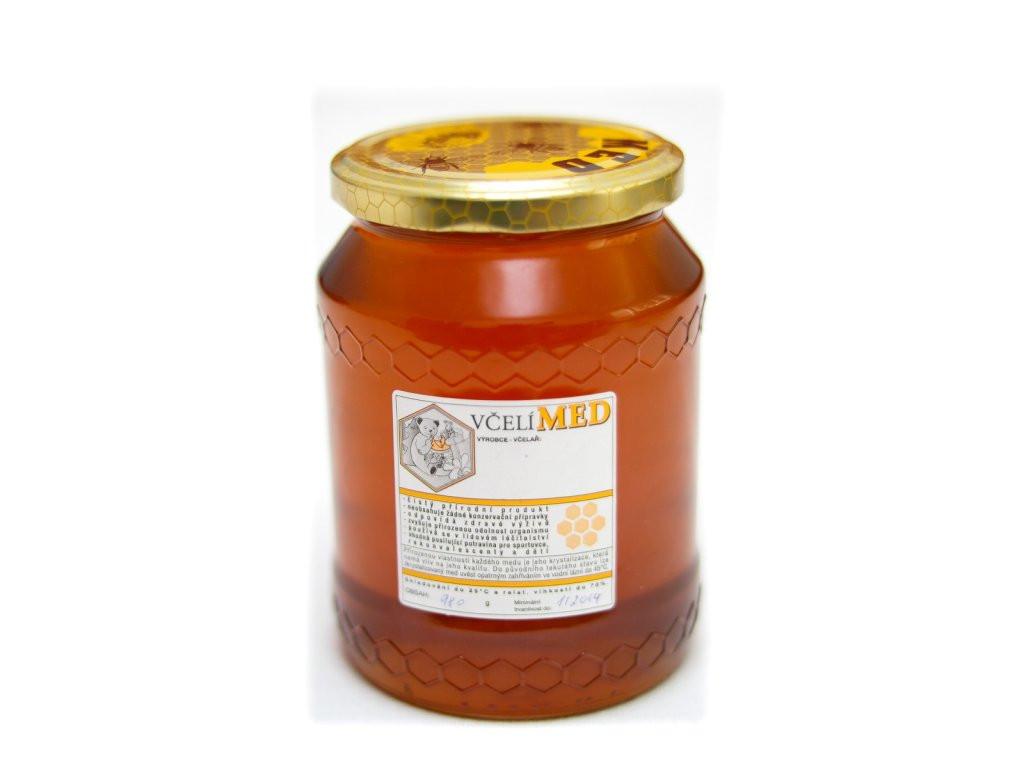 Med luční květový 980g nektarový