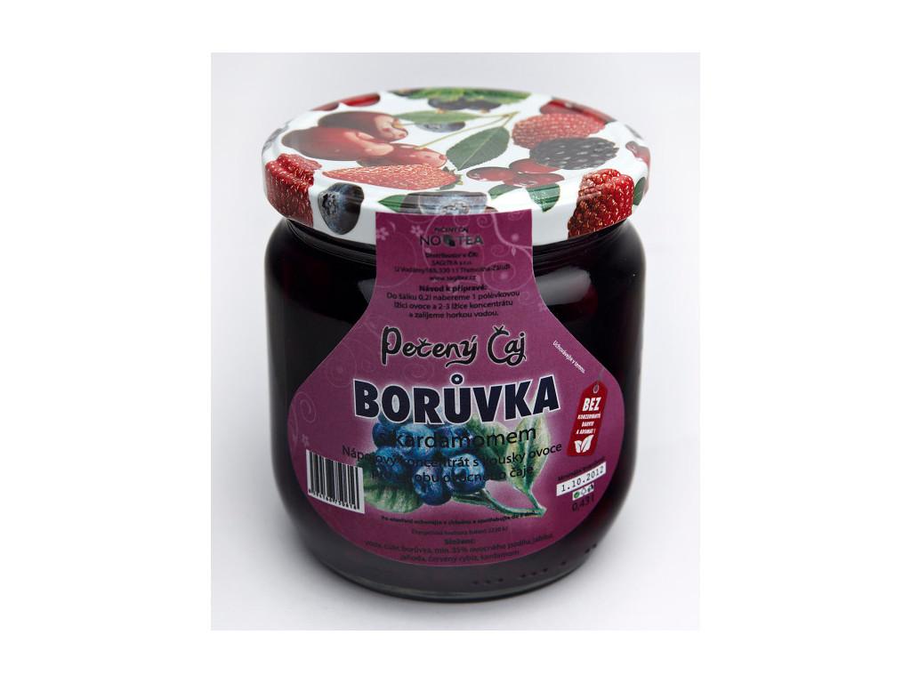 Pečený čaj borůvka s kardamomem 430 ml