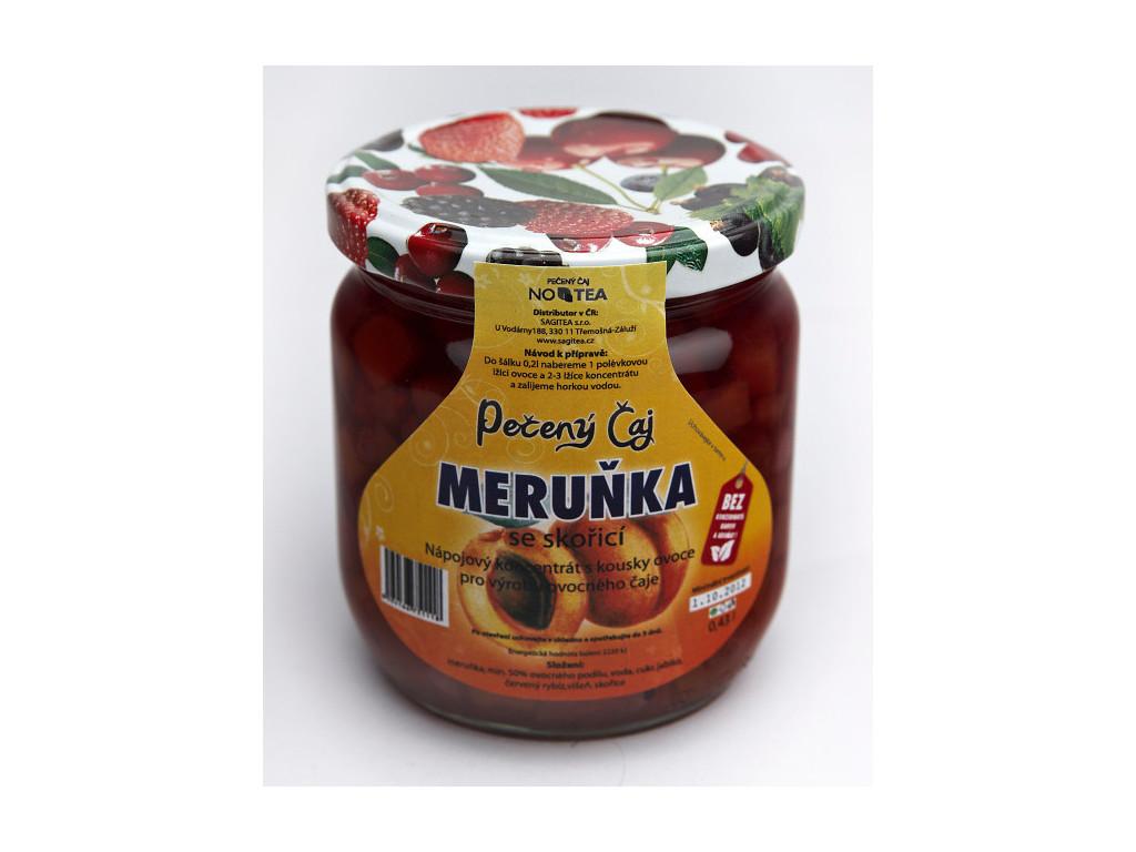 Pečený čaj meruňka se skořicí 430 ml