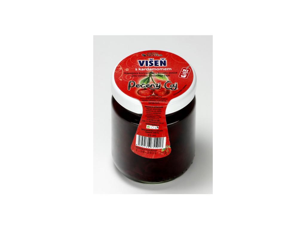 Pečený čaj višeň s kardamomem 60 ml