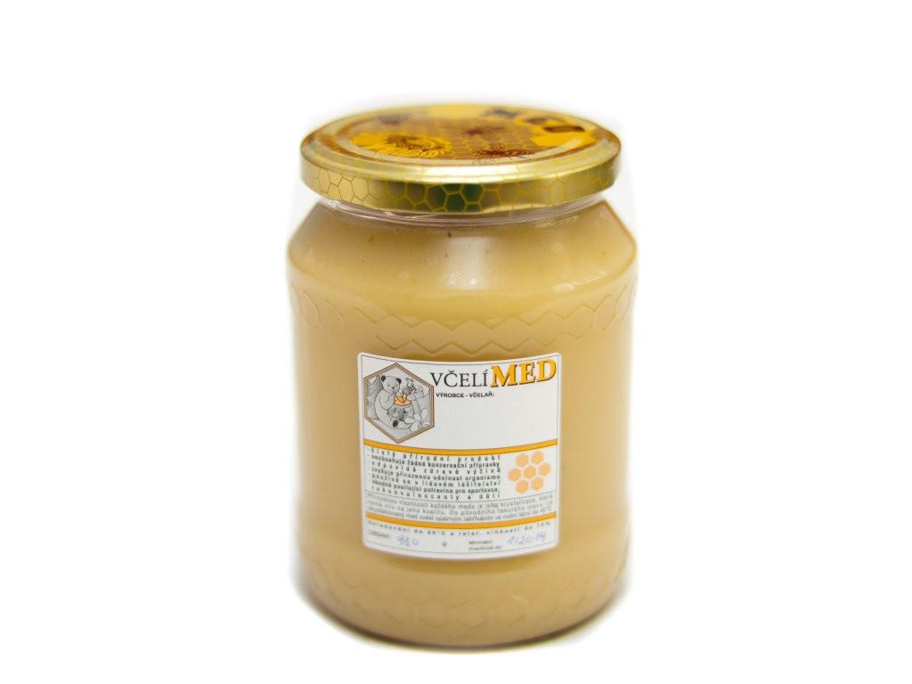 Med pastovaný 980g nektarový