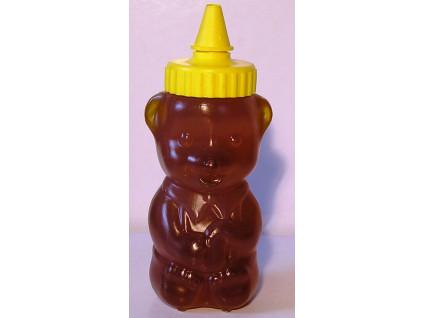 Plast 250g medvídek Lesní med