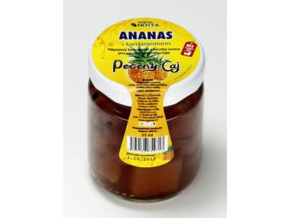 Pečený čaj ananas s kardamomem 60 ml