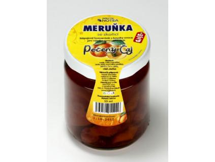Pečený čaj meruňka se skořicí 55 ml