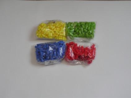 Mezerníky barevné s hřebíčky (100ks)