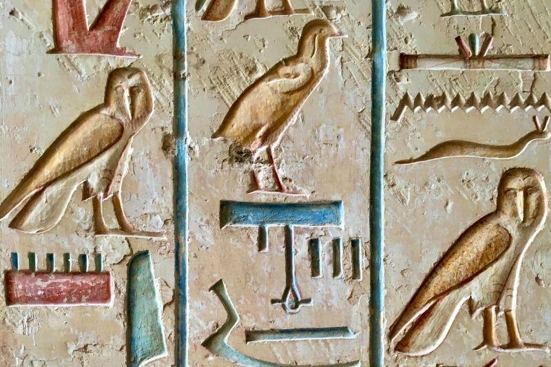 Med jako lék v Ebersově papyru