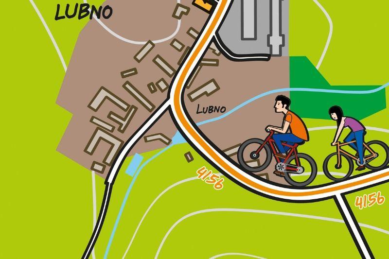 Přijeďte k nám na kole