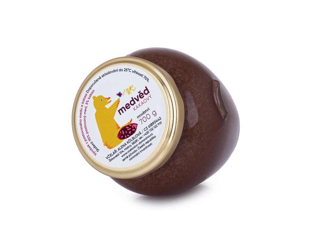 Kakaový 700 víčko web
