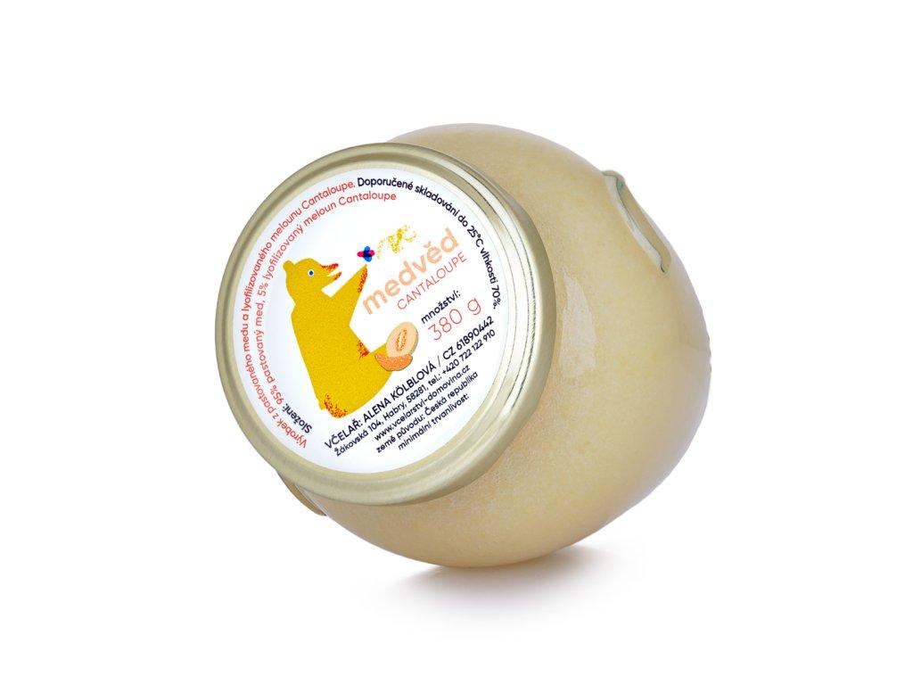 Cantaloupe 380 víčko web