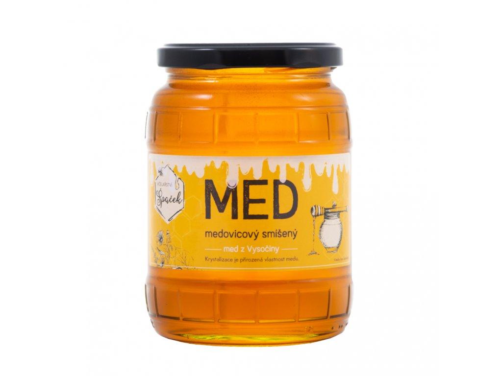 MED medovicový smíšený 950g