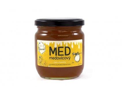 MED medovicový 550g