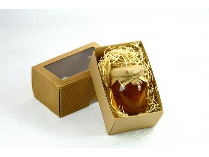 Květový med 195g v dárkové krabičce