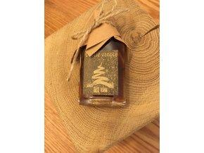 Vánoční mini medovinka placatá