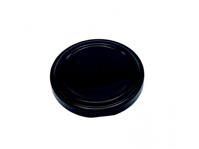 Víčko černé TO53