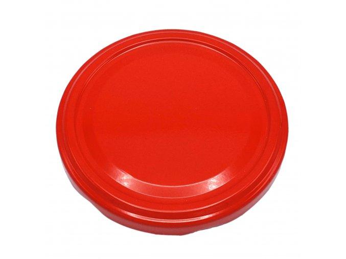 Víčko Červené - TO 82 RTS steril