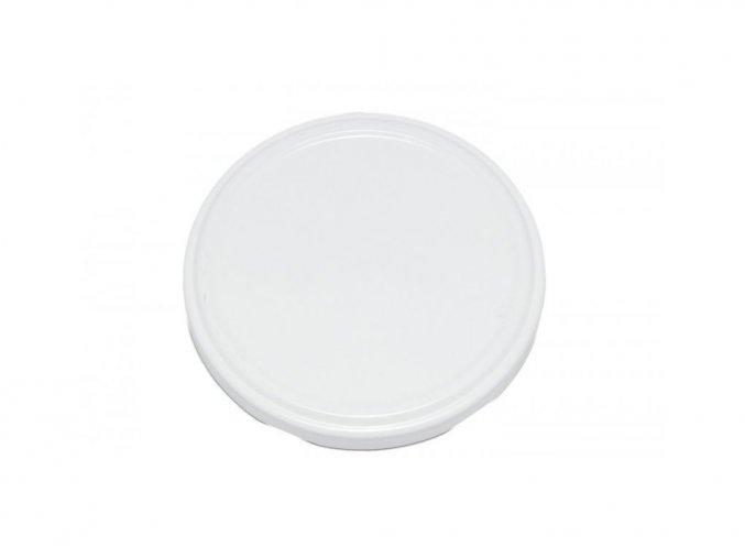 Víčko bílé