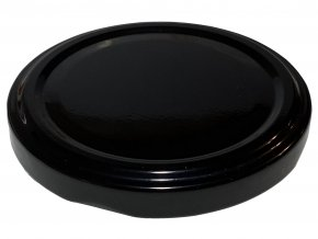 Víčko černé TO 66 - Steril