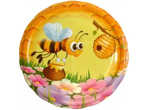 včelka s úlem