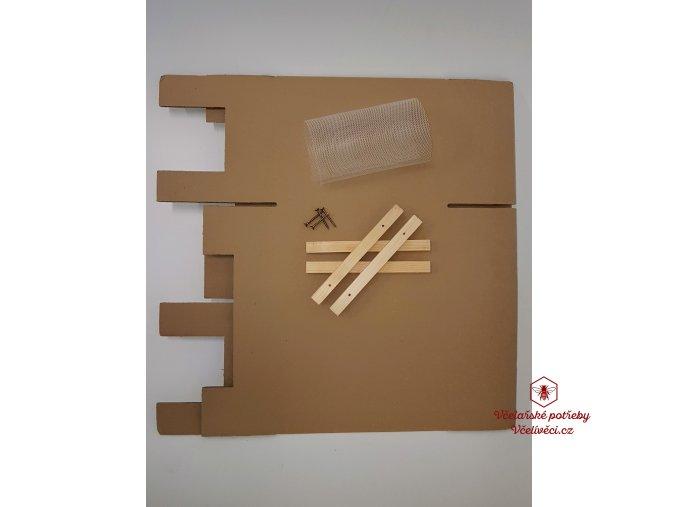 Krabice na oddělky-komplet