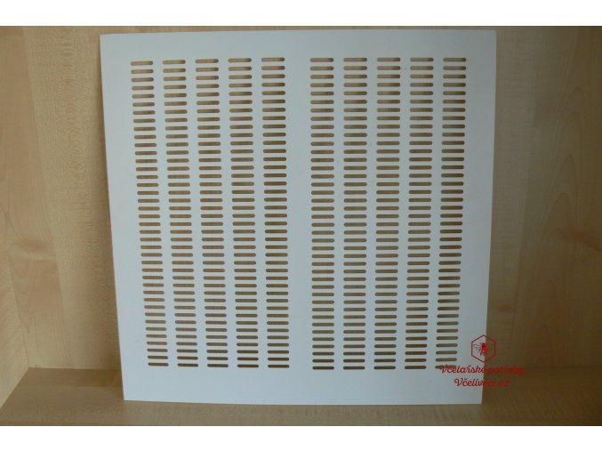 Mateří mřížka bílá 420/420mm