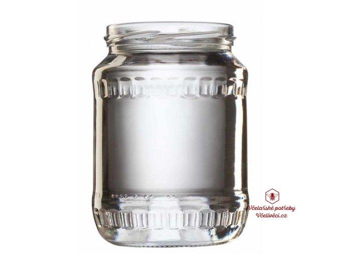 sklenice faceta 720 ml