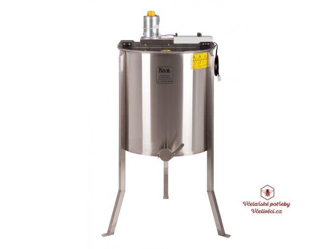 M560-4E Tangenciální elektrický medomet 4 rámkový  RM 45X30