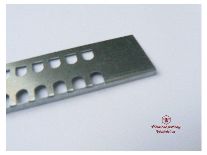 Česnová zábrana 26x500mm