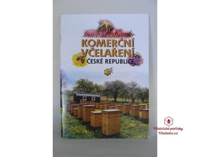 Komerční včelařství v ČR