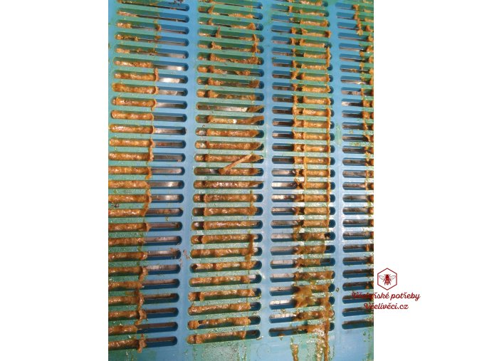 Mřížka- síto na těžbu propolisu 415x415mm