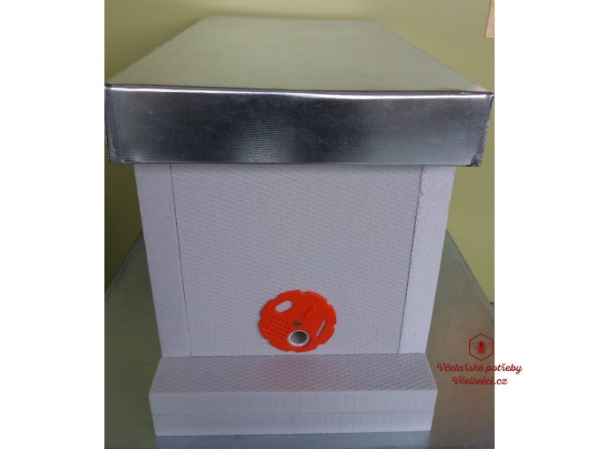 Plemenáč styrodur RM 39x24 na 6 rámků