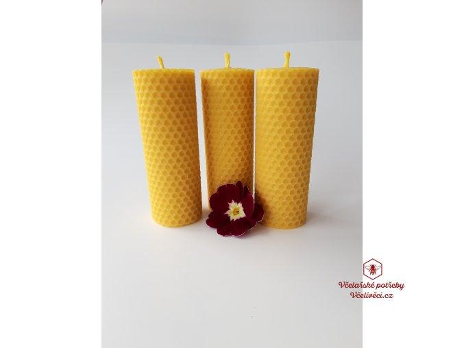 Svíčka velká 21,4 cm