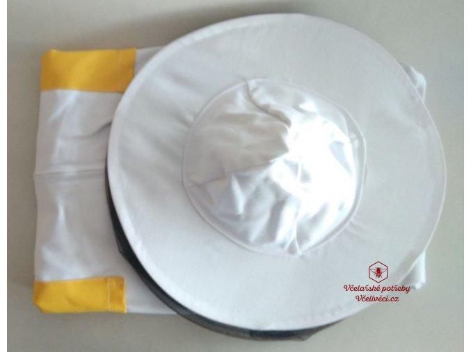 Včelařská blůza bílo/žlutá, velikost: 50-64