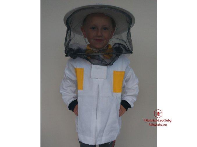 Včelařská blůza dětská velikost: 116, 140