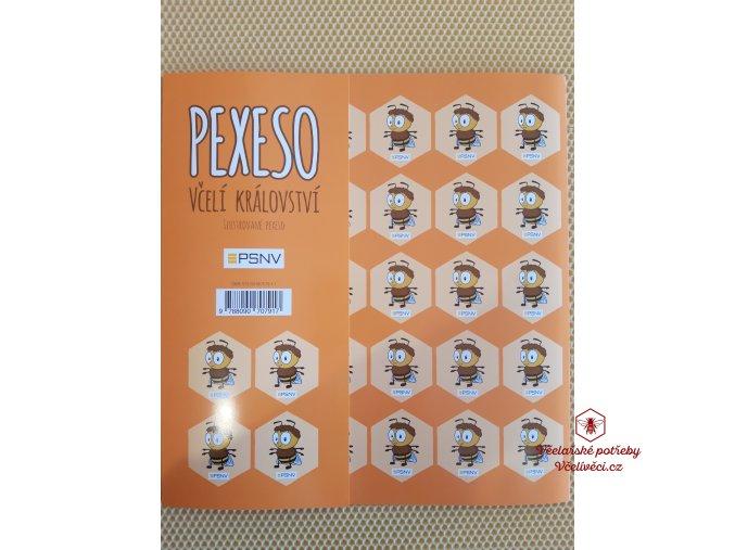 Pexeso - Včelí království
