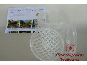 Monitorovací souprava  roztočů varroa