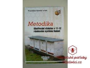 Ošetřování včelstev v 11-12-ti rámkovém systému Dadant