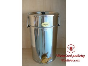 Stáčecí nádoba nerez na 50 kg medu