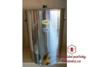 Stáčecí nádoba nerez na 100 kg medu