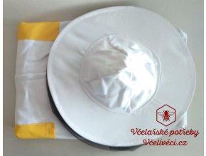 Včelařská blůza bílo/žlutá, velikost: 48-64