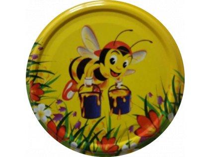 Víčko včelka s medem ekotwist