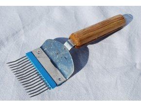 Odvíčkovací vidlička - nerez