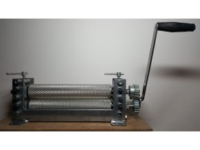 Lis na mezistěny - ruční gravírovaný, rastr 32cm (310) 5,37 - skladem