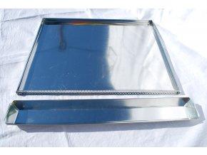 Pocínovaná vana do slunečního tavidla na 2-4 rámky