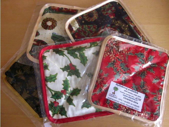 Vánoční vonná podložka pod hrnek
